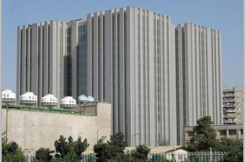 ساختمان اداری – تجاری آزادی