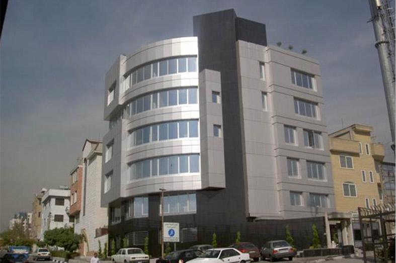 ساختمان مرکزی شرکت توسار