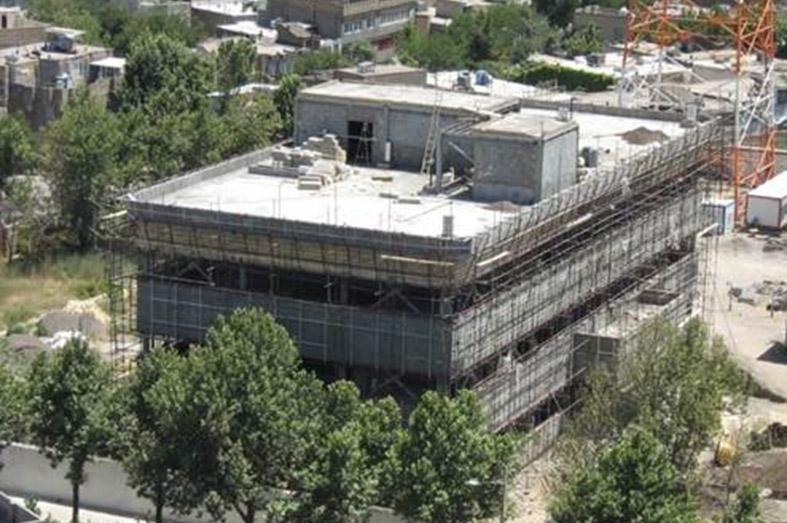 ساختمان ایرانسل مشهد