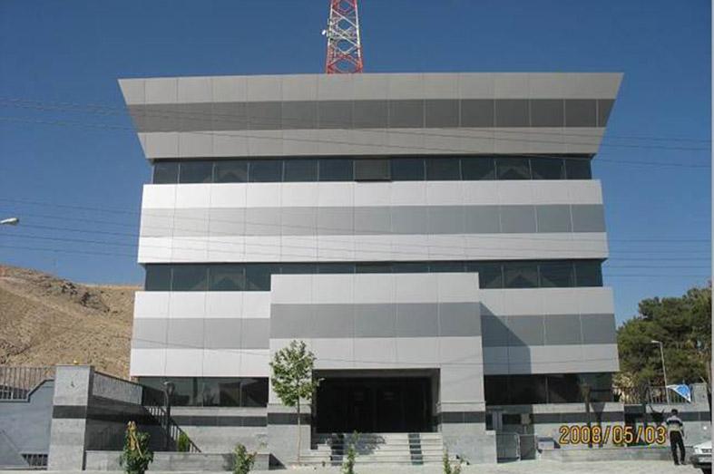 ساختمان ایرانسل شیراز
