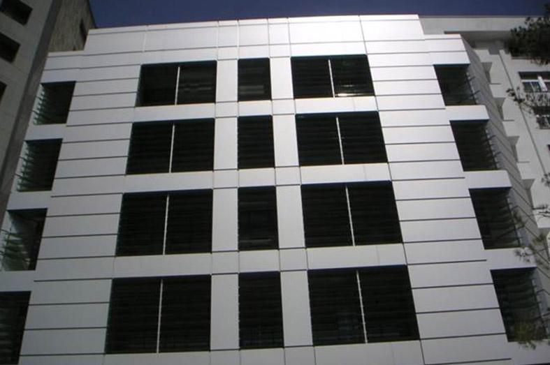 ساختمان مرکزی شرکت بهینه سازی مصرف سوخت