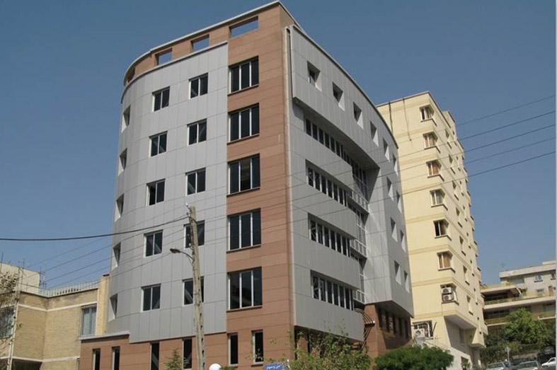 ساختمان زاگرس