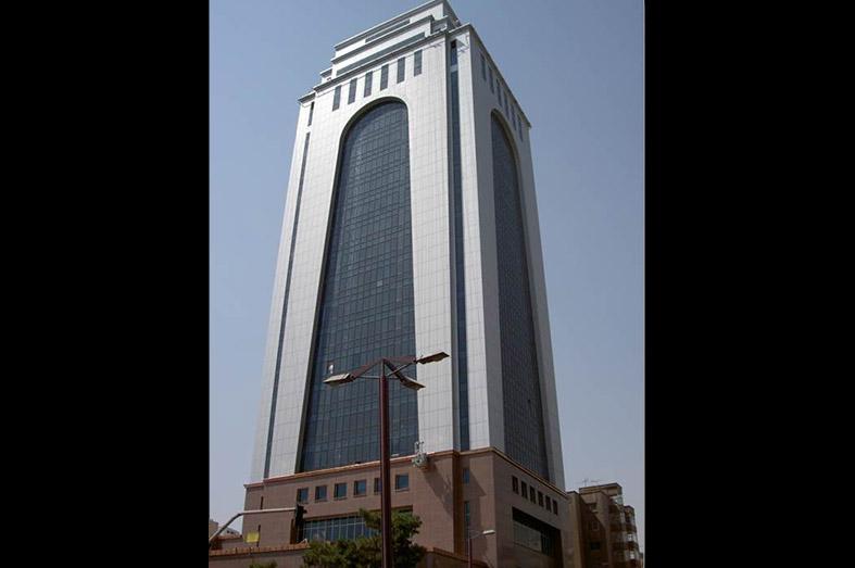 ساختمان صنایع بهشهر