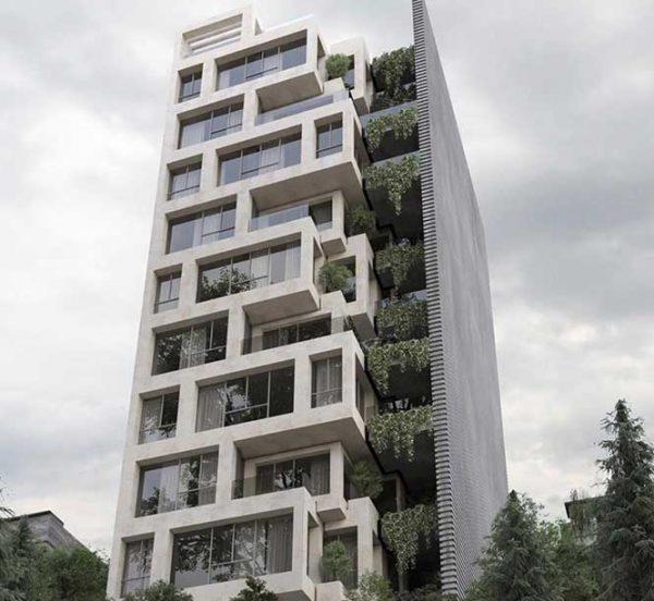 پروژه مسکونی ولنجک